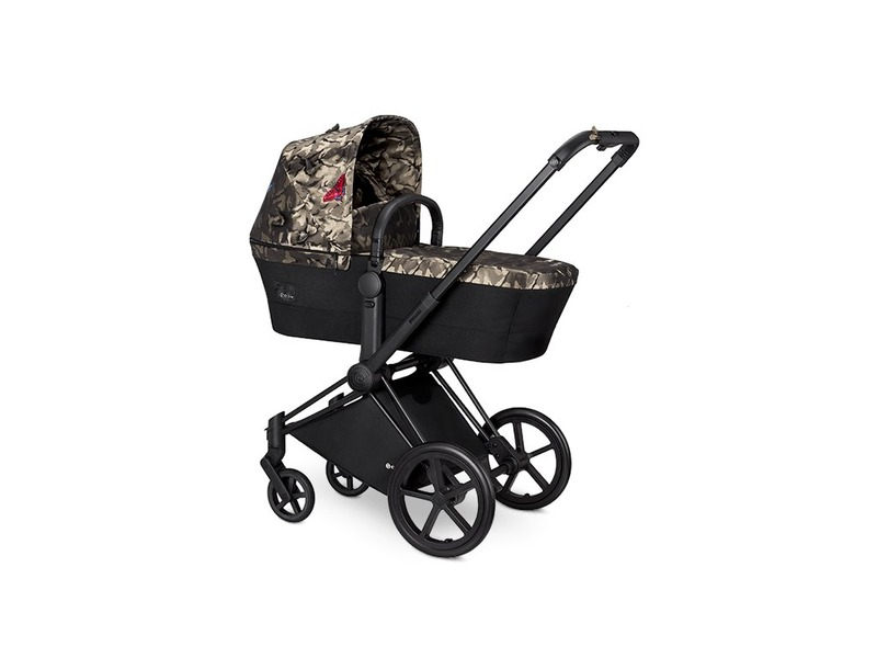 Cybex Priam Carry Cot Butterfly 2018