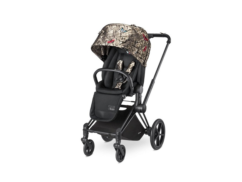 Priam Seat Lux Butterfly 2017 1