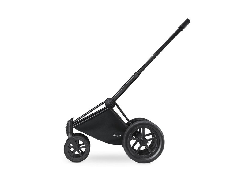 Cybex Podvoz.Priam All Terrain Matt Black 2018