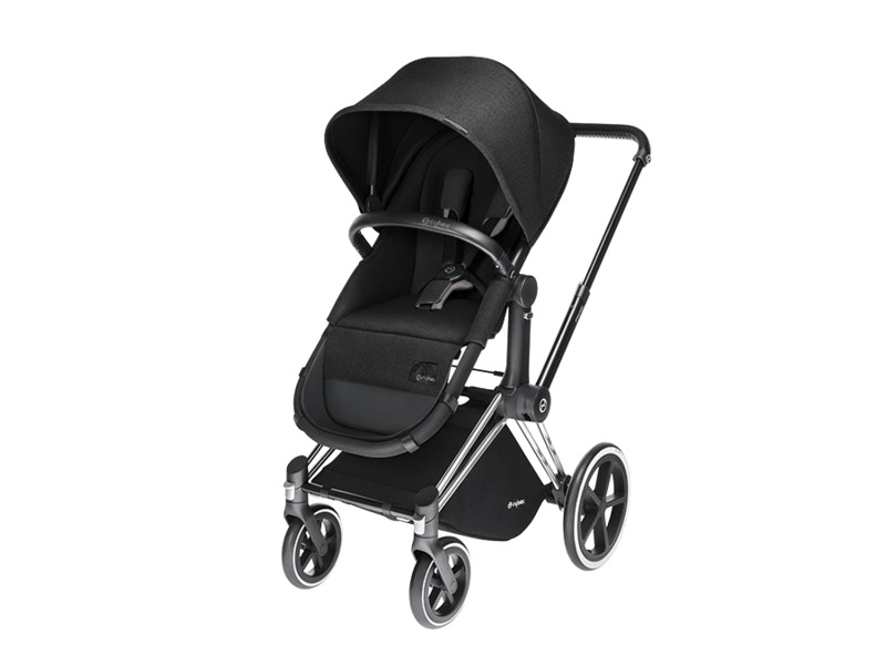 Cybex Priam Seat 2v1 Happy Black 2017