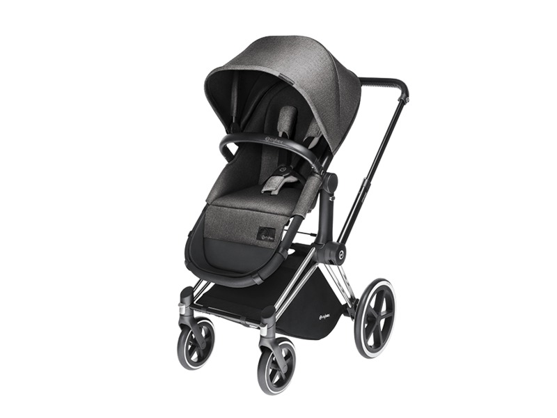Cybex Priam Seat 2v1 Manhattan Grey 2017