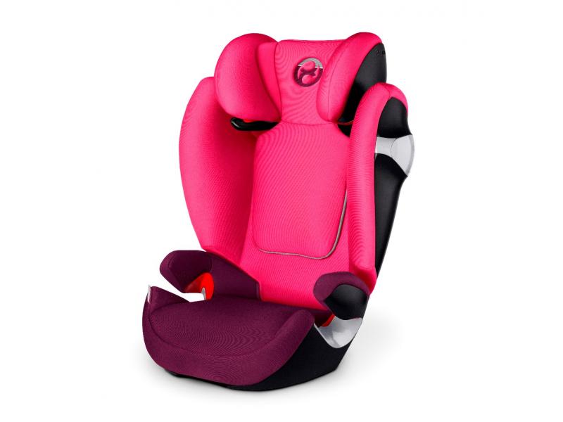 Cybex Solution M Mystic Pink 2017