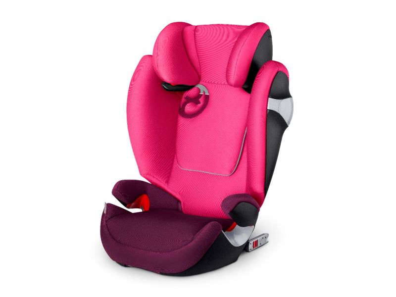 Cybex Solution M-fix Mystic Pink 2017