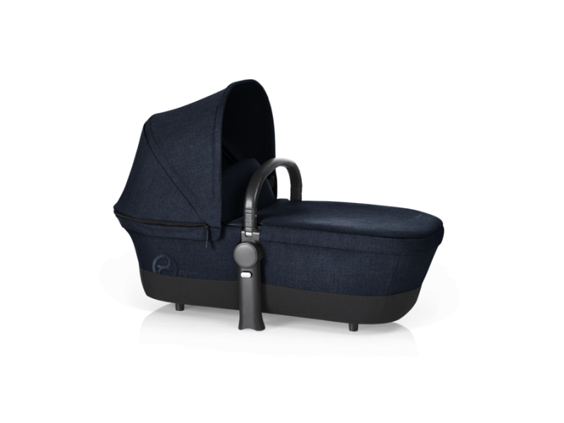 Cybex Priam Carry Cot Midnight Blue 2018
