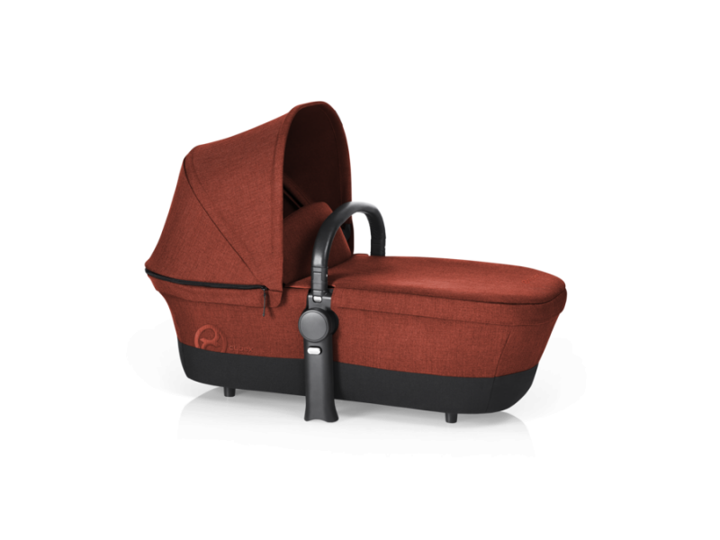 Cybex Priam Carry Cot Autumn Gold 2018