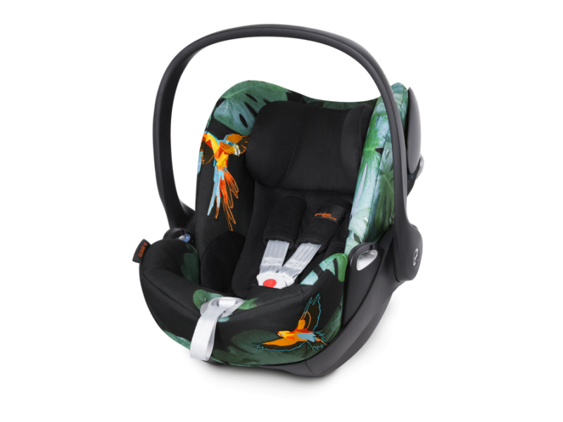 Cybex Cloud Q Birds of Paradise 2018