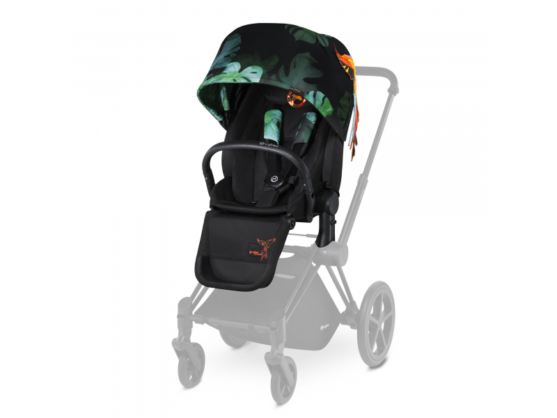Cybex Priam Seat Lux Birds of Paradise 2018