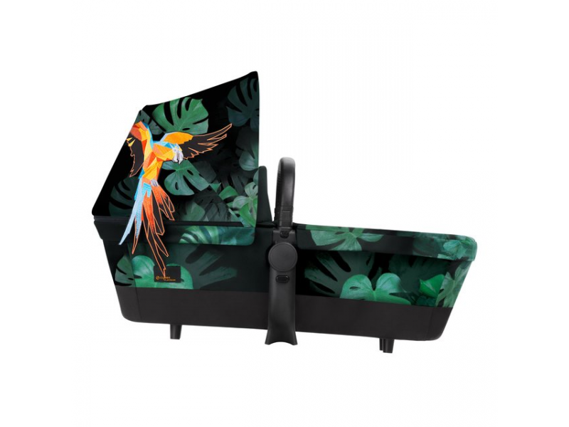 Cybex Priam Carry Cot Birds of Paradise 2018