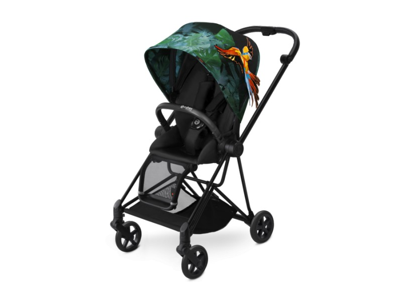 Cybex Mios Black Birds of Paradise 2017