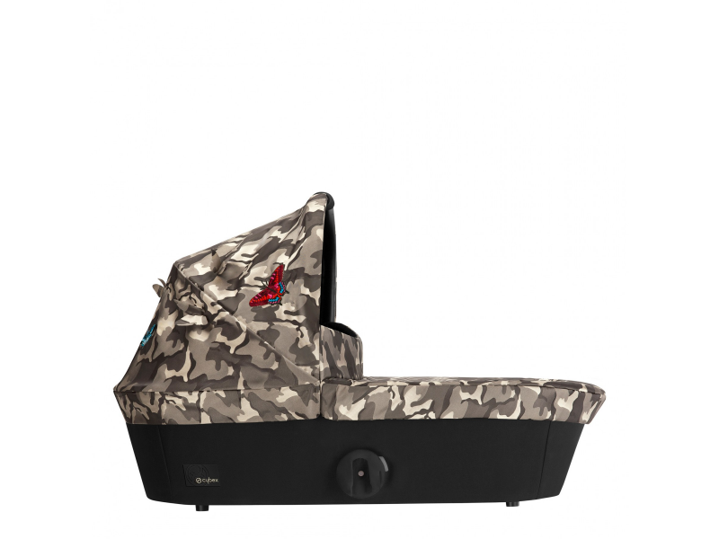 Mios Carry Cot Butterfly 2018 1