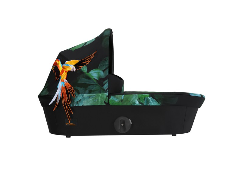 Mios Carry Cot Birds of Paradise 2018 1