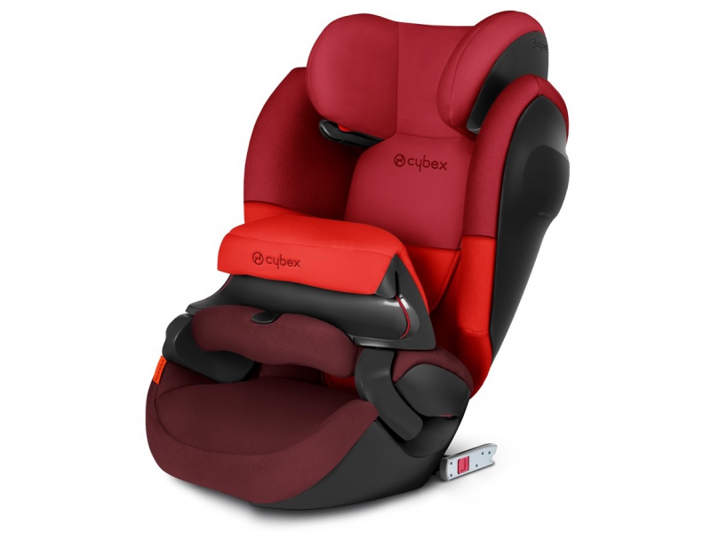 Cybex Pallas M-fix SL Rumba Red 2019