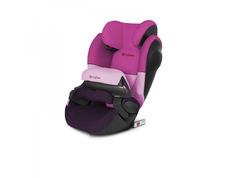 Cybex Pallas M-fix SL Purple Rain 2018
