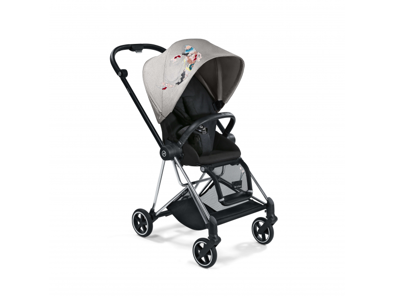Cybex Mios Chrome Koi 2018