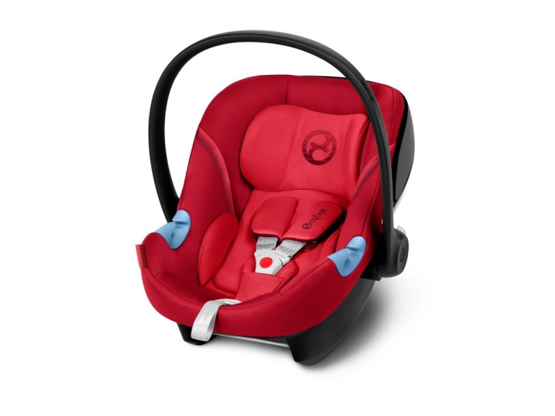 Cybex Aton M Rebel Red 2018
