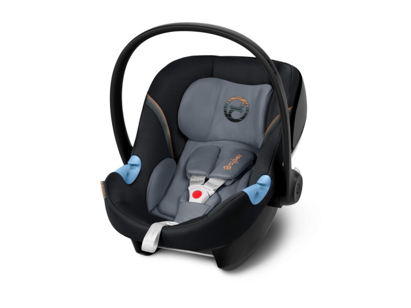 Cybex Aton M Pepper Black 2018