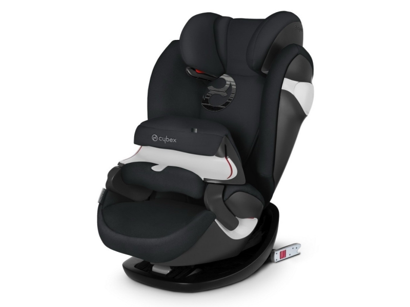 Cybex Pallas M-fix Lavastone Black 2018