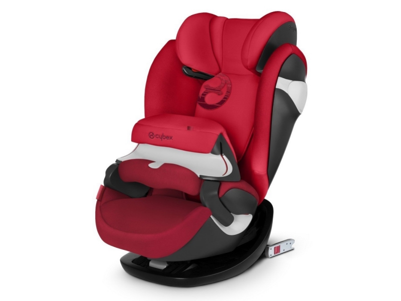 Cybex Pallas M-fix Rebel Red 2018