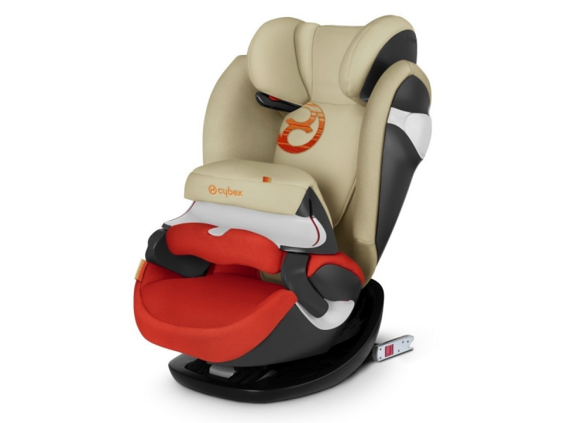 Cybex Pallas M-fix Autumn Gold 2018
