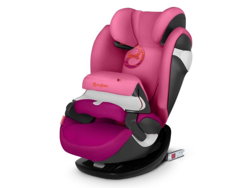 Cybex Pallas M-fix Passion Pink 2018