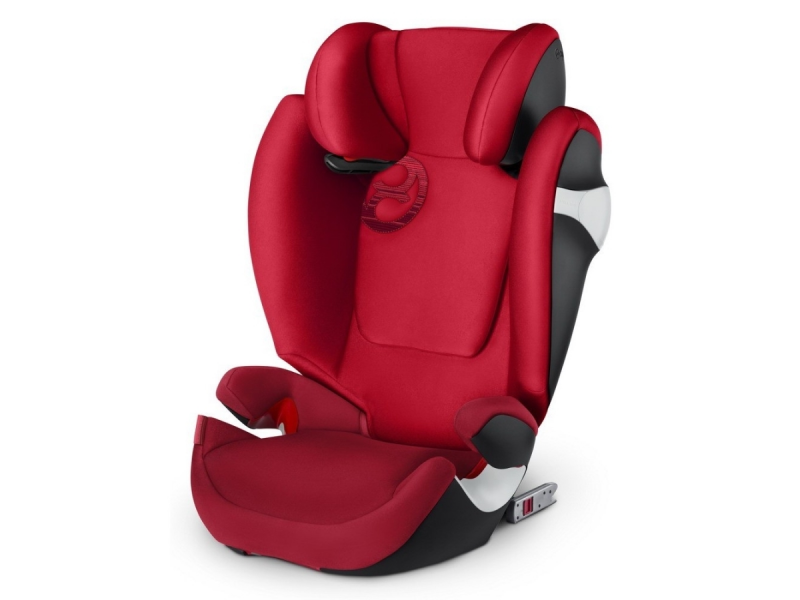 Cybex Solution M-fix Rebel Red 2018