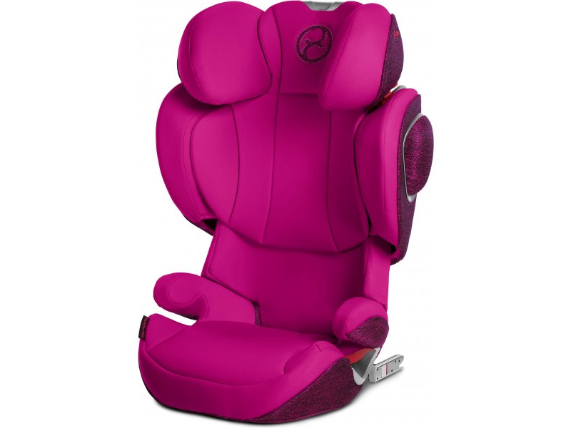 Cybex Solution Z-fix Passion Pink 2018