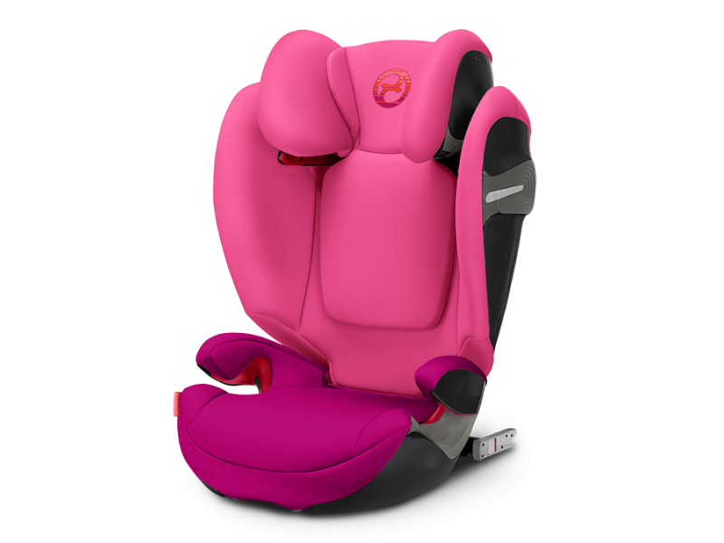 Cybex Solution S-fix Passion Pink 2018