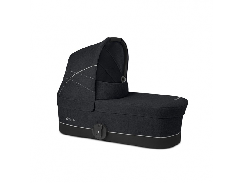 Carry Cot S Lavastone Black 2019 1