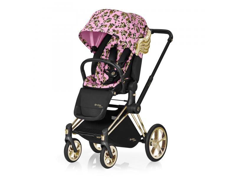 Cybex Priam Seat Lux Cherub Pink + podvozek Trekking