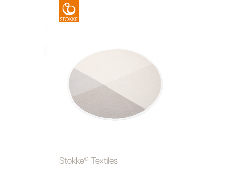 Pletená deka Beige 1