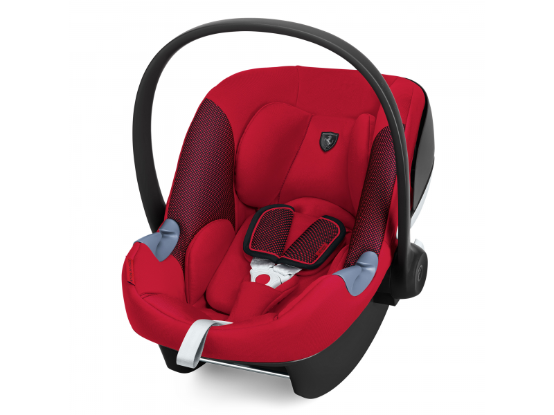 Aton M i-Size Ferrari Racing Red 2020 1
