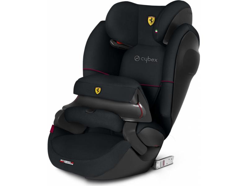 Cybex Pallas M-fix SL Ferrari Victory Black