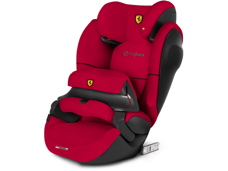 Cybex Pallas M-fix SL Ferrari Racing Red 2019