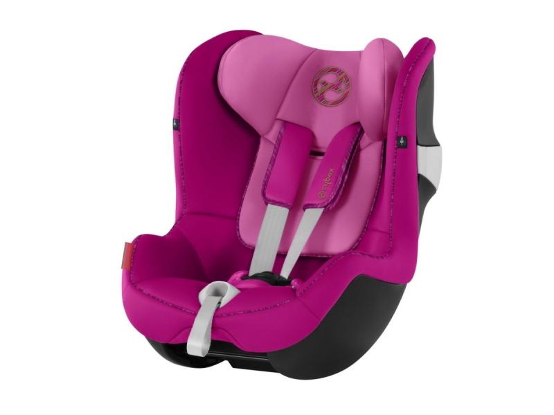 Cybex Sirona M2 i-Size Fancy Pink 2019
