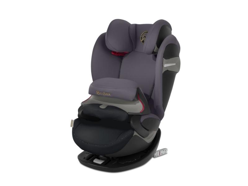 Cybex Pallas S-fix Premium Black 2019