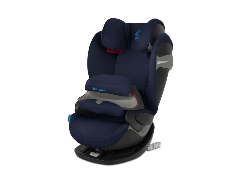 Cybex Pallas S-fix Indigo Blue 2019