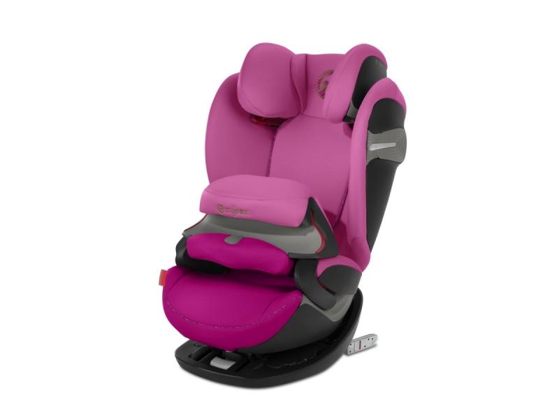 Cybex Pallas S-fix Fancy Pink 2019
