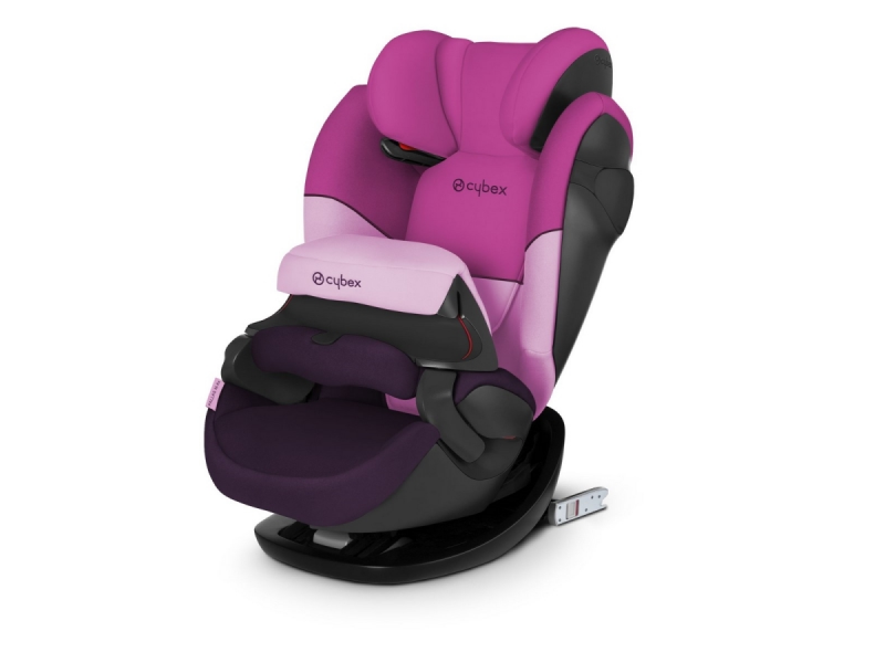 Cybex Pallas M-fix Purple Rain 2020