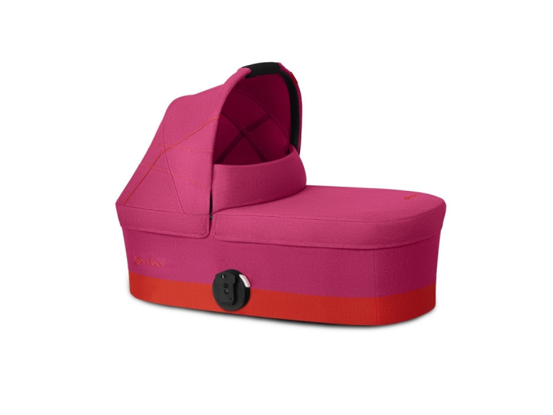 Carry Cot S Fancy Pink 2019 1
