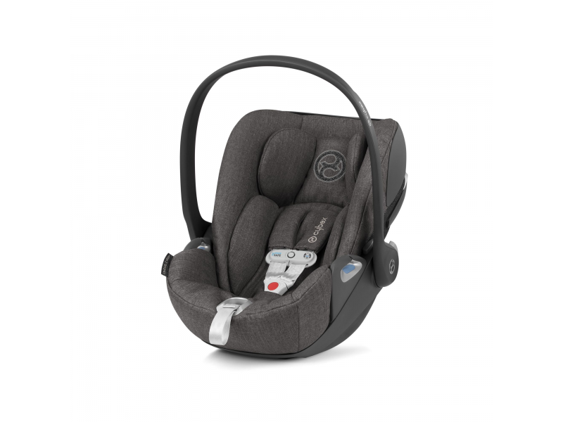 Cybex Cloud Z i-Size Plus Sens.Manhattan Grey