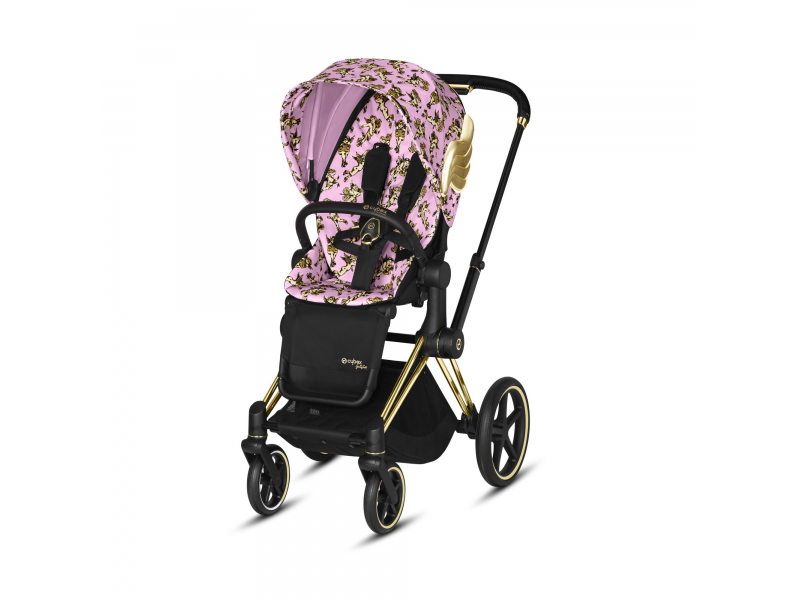 Cybex Priam JS Cherub Pink+Lux Seat 2020