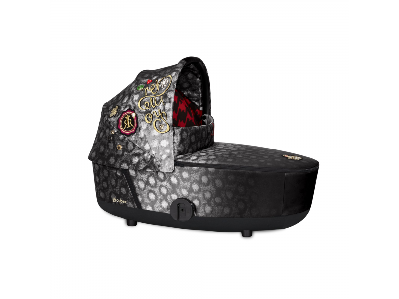 Mios Lux Carry Cot Rebellious 2019 1