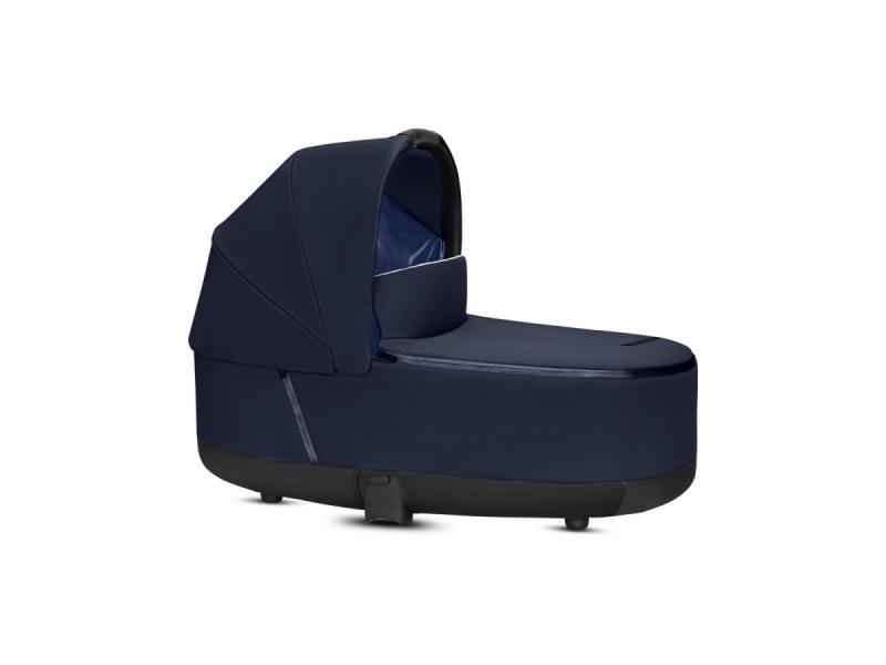 Cybex Priam Lux Carry Cot Indigo Blue 2019