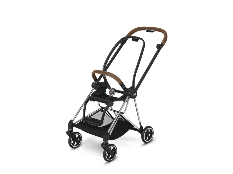 Cybex Podvozek Mios Chrome Brown+Seat 2020