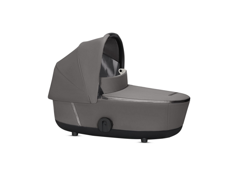 Mios Lux Carry Cot Manhattan Grey 2019 1