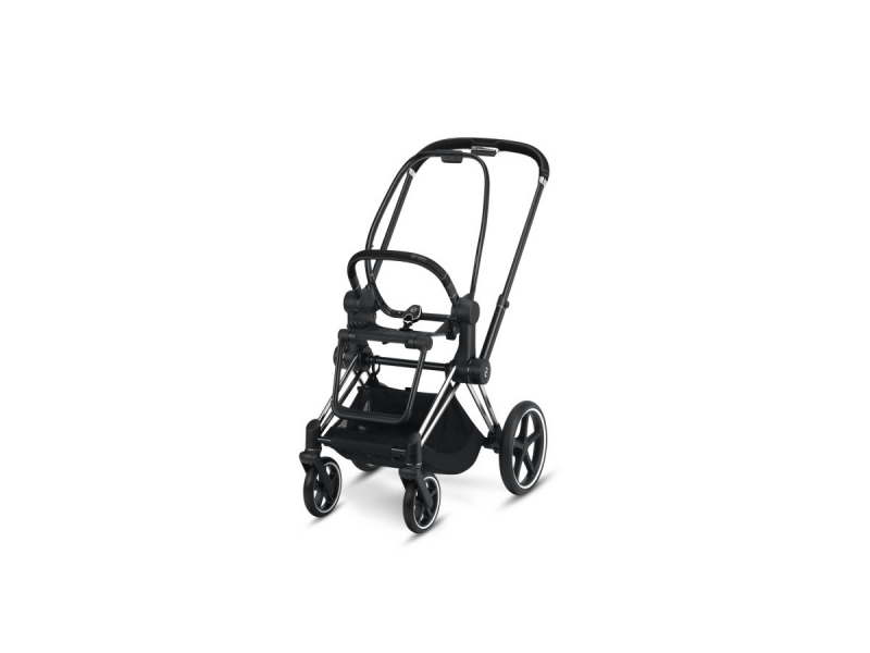 Cybex Podvozek Priam Chrome Black+Seat 2019-20