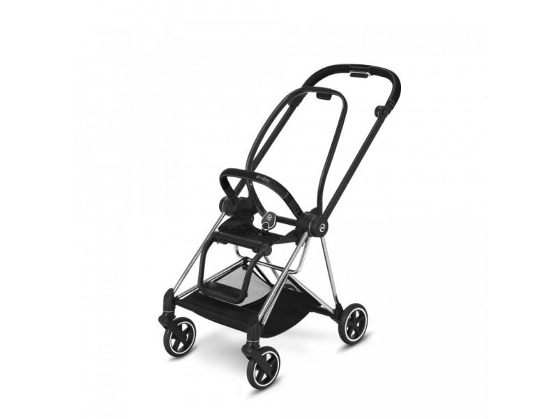 Podvozek Mios Chrome Black+Seat 2020 1