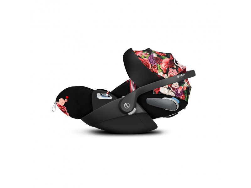 Cybex Cloud Z i-Size Spring Dark 2019