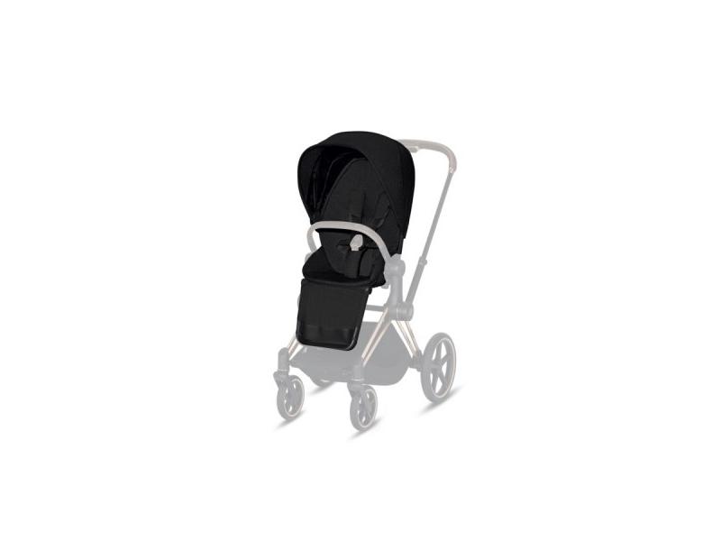 Priam Seat Pack Plus Stardust Black 2020 1