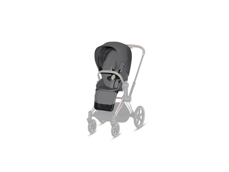 Priam Seat Pack Plus Manhattan Grey 2020 1